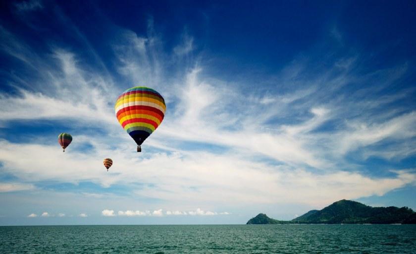 Ireland Balloon Flight