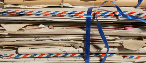 Airmail Letters