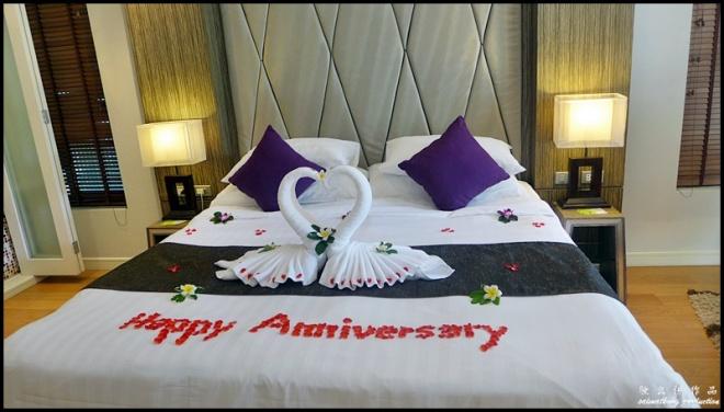 Anniversary Bed