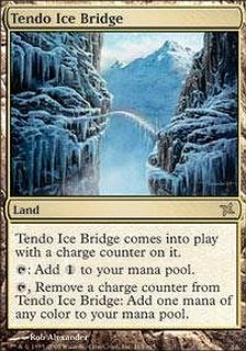ice bridge card