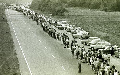 Baltic Human Chain