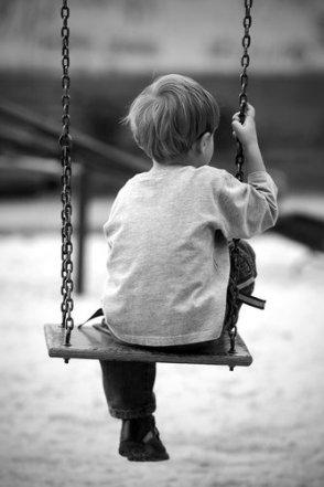 Boy Swing