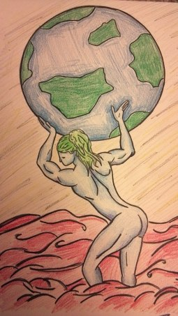 female atlas