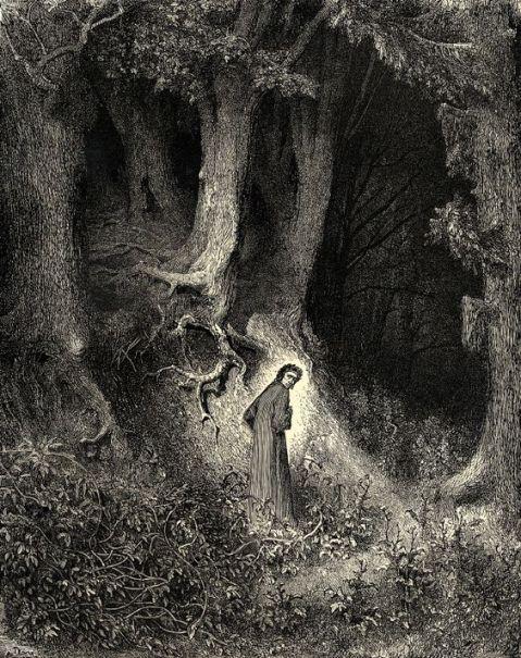 dore dark forest