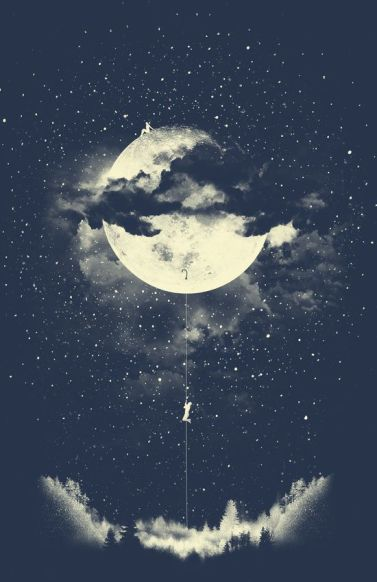 moon climbing large