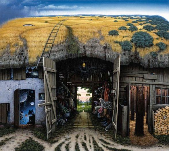 yerka barn