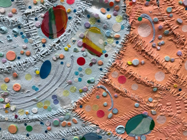 Howardena Pindell Songlines