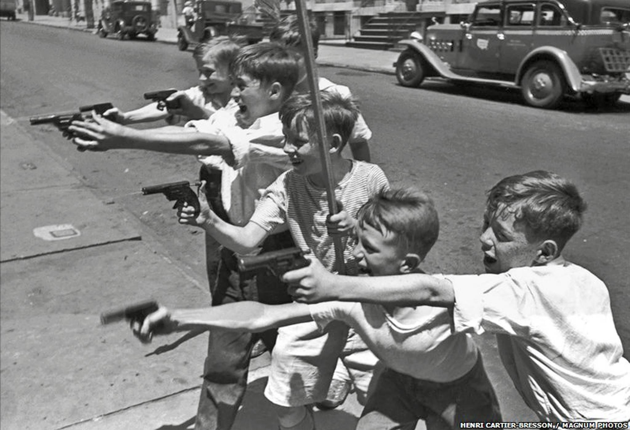 Cartier-Bresson Boys Guns