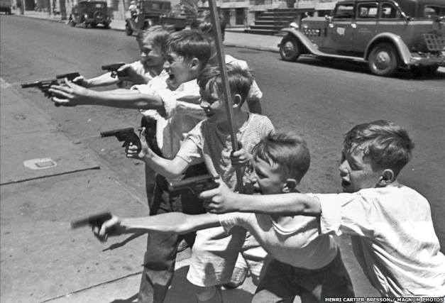 Cartier-Bresson Boys Guns