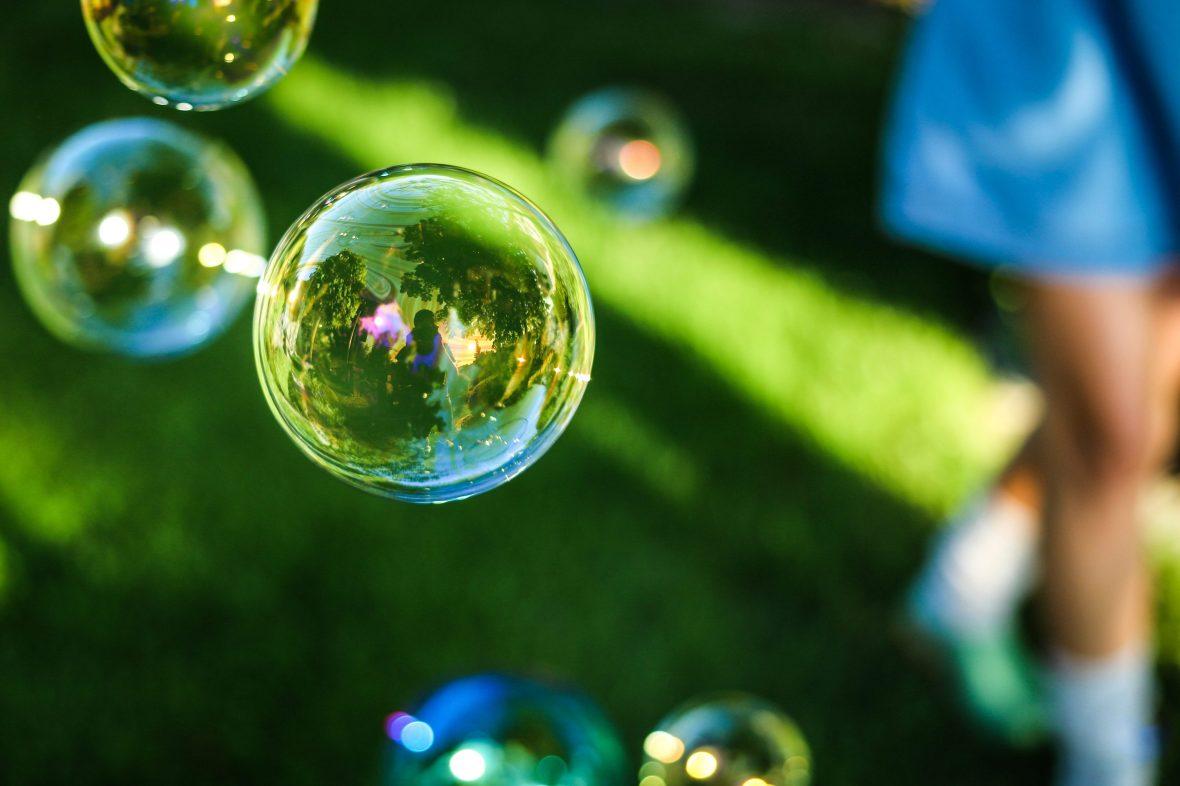 Bubbles by Sebastian Pichler